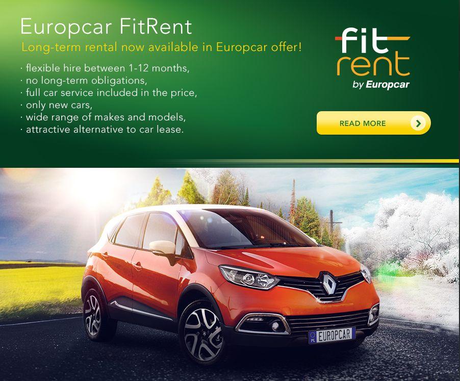 Europe Car: Car Rental Europcar
