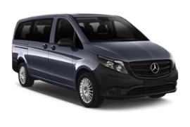MERCEDES-BENZ VITO - 9 SEATS AUTOMATIC