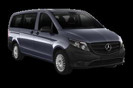 MERCEDES-BENZ VITO - 9 SEATS AUTOMATIC
